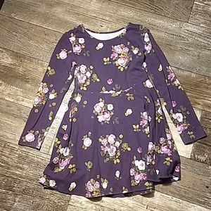 The Children's Place Purple long sleeve dress